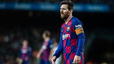 Se enojó Messi y disparó contra la directiva del Barcelona.