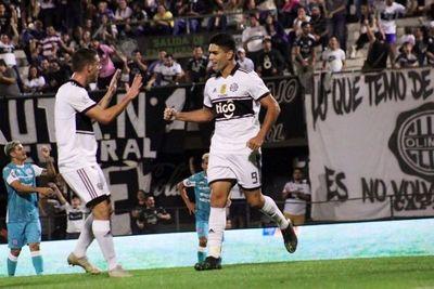 Brian Montenegro acompañará a Roque Santa Cruz contra San Lorenzo