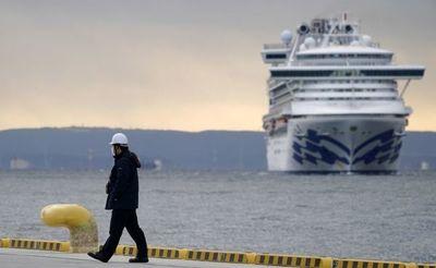 Confirman 20 infectados con Coronavirus en Crucero japones que se mantiene en cuarentena
