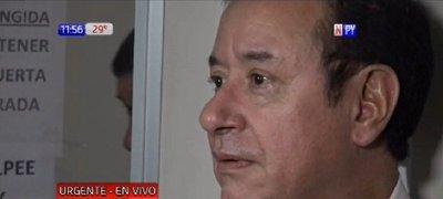 Juez ordena prisión preventiva para Miguel Cuevas