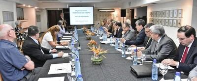Comisión Asesora de Itaipu inicia segunda etapa de trabajo con la sociedad civil