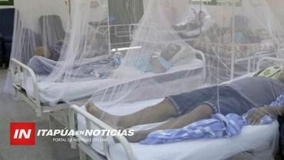 SUMAN 16 LAS MUERTES POR DENGUE Y ESTUDIAN OTROS 89 CASOS.