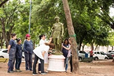 Articulan modificaciones en la ley para puesta en valor de plazas en Asunción
