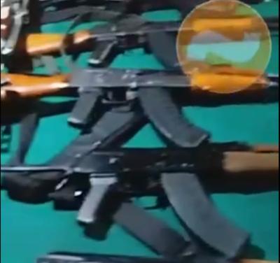 Será difícil determinar el lugar de grabación del vídeo que expone armas , afirma fiscal