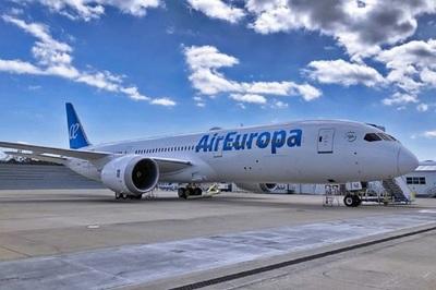 El gobierno argentino y Air Europa acuerdan mantener el vuelo Madrid