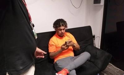 HOY / El can Rocky frustró el plan de hombre que quería llevar casi 2 kg de coca a Madrid