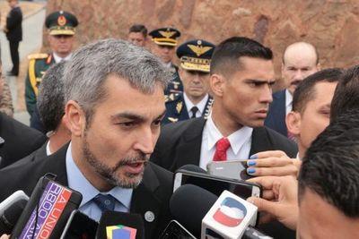 Marito dice que, si es una herramienta útil, promulgará Ley de financiamiento político