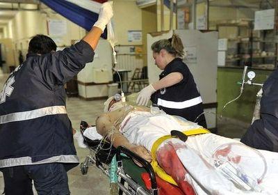 Hospital de Trauma asistió a 274 personas