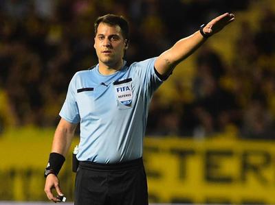 Los árbitros para la tercera fase de la Copa Libertadores