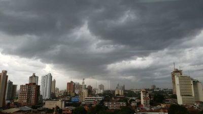 Alerta por tormentas para el sur del país durante hoy y este sábado