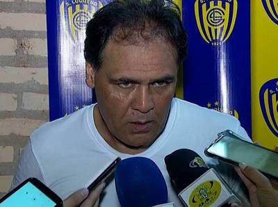 """Celso Ayala: """"No definimos el partido"""""""