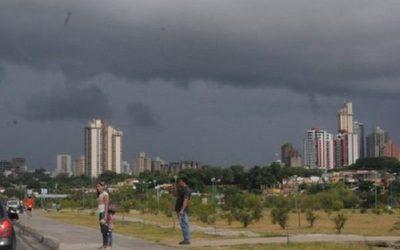 Anuncian tormentas eléctricas para este sábado