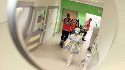 Primer muerto en Europa por el coronavirus en un hospital
