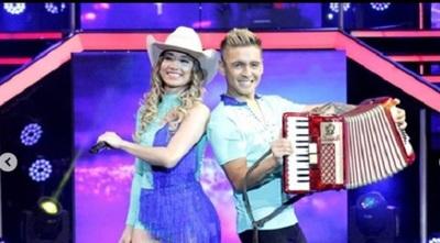 Marilina y Will Fretes celebraron el éxito de su nuevo videoclip