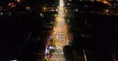 Clausura de Escuela Municipal y noche de Villancicos en Santa Elena