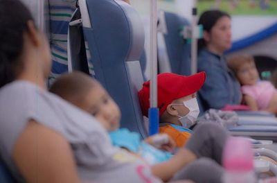 El 80% de niños atendidos en hospital Acosta Ñu tiene diagnóstico de cáncer