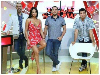 """Alvaro Mora le dijo """"adiós"""" a  TeleShow"""