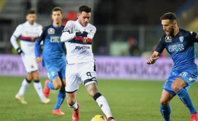 HOY / Sanabria se manda un golazo para el Genoa