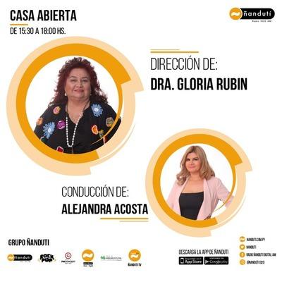 Casa Abierta con Alejandra Acosta Alcorta