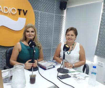 """Josefina Duarte: """"Queremos repoblar a Asunción con sus naranjos y sus flores"""""""