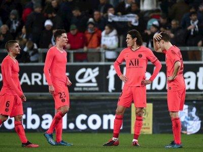 El PSG paga su relax ante Amiens