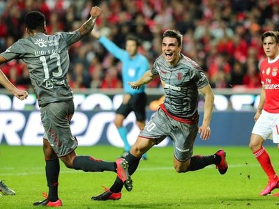 El Benfica cae en casa ante el Braga y reabre la Liga