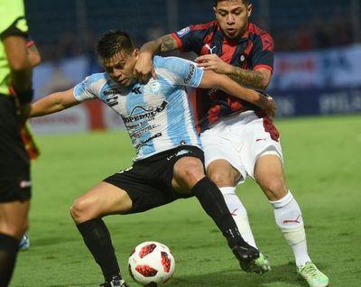 Goles: Cerro Porteño 2