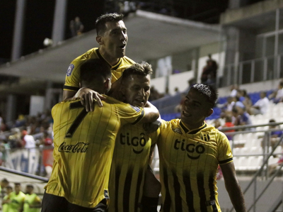 Lo mejor de la victoria de Guaraní 2-1 sobre Nacional