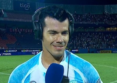 José Verdún es el héroe de Guaireña