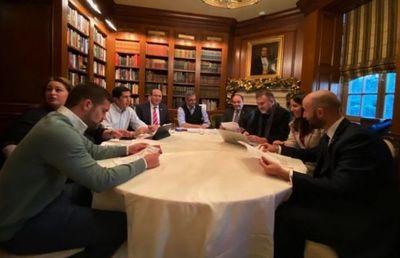 Marito y Trump se reúnen y hablarán sobre narcopolítica