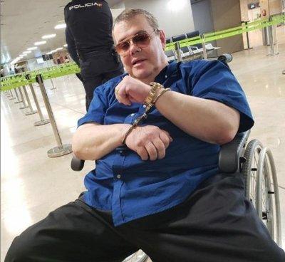 Rodolfo Friedmann demandará a policías españoles