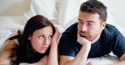 """""""Cuando estoy en la intimidad  con mi novia, pienso en la otra"""""""