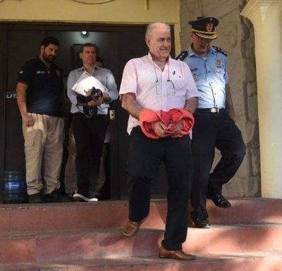 Ramón González Daher e hijo seguirán con prisión preventiva