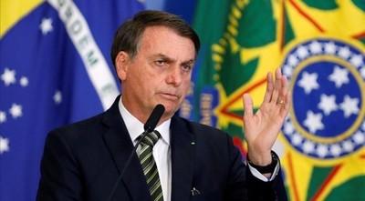 Alevosa intromisión en asuntos internos: Bolsonaro amenaza a Paraguay