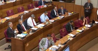 Senado aprobó ley de financiamiento político