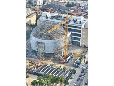 Habilitarán  el museo de la Academia de Hollywood