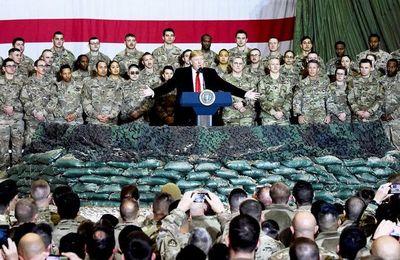 Critican a Trump por su política de retirar tropas