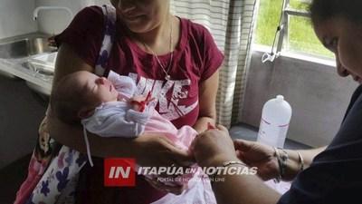 RECIÉN NACIDOS EN EL HRE SALEN DE ALTA CON SUS IDENTIDADES