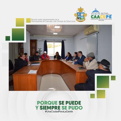 Crearán comisión interinstitucional de actividades benéficas para el Hospital Regional de Caacupé