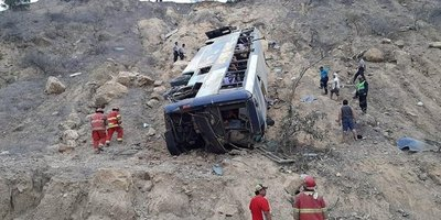 Trágico accidente y muerte de hinchas del Barcelona de Ecuador