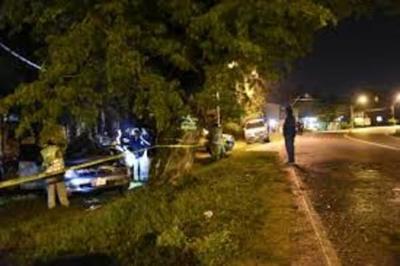 Cuatro muertes todos de Caacupé, tras fatal choque en San Ber