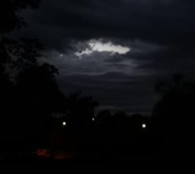 Anuncian fuertes tormentas para todo el país