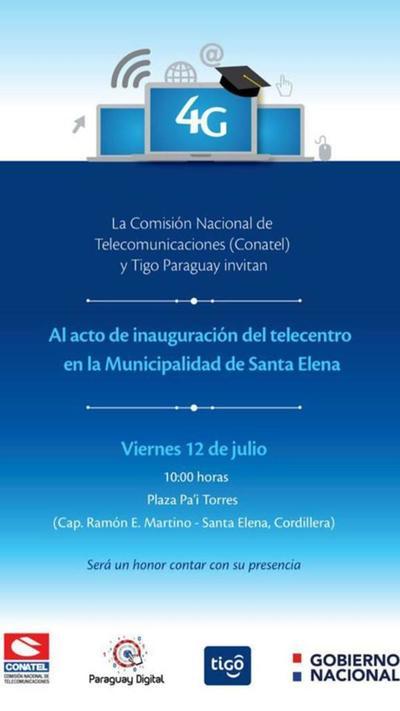 """Santa Elena inaugurará nuevo """"Centro Tecnológico"""""""