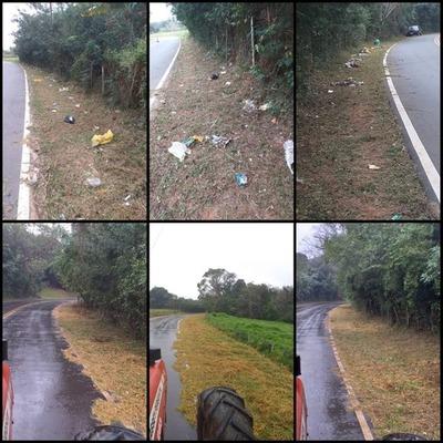 Municipalidad de Isla Pucú insta a cuidar el medio ambiente a ciudadanos