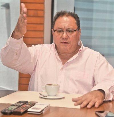 """""""Horacio Cartes me llamó y coincidimos para esta operación"""""""