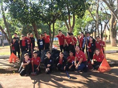 Minga Ambiental por Santa Elena