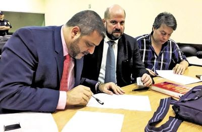 Nueva orden de captura contra el extitular del Indert Luis Ortigoza