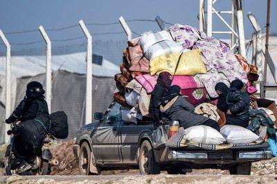 Evacuación en el último bastión rebelde en Siria