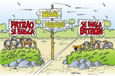 Urgentemente, la frontera ya necesita una figura de autoridad