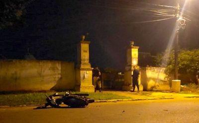 Sicarios perpetraron un doble homicidio en PJC